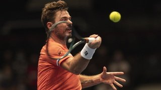 Tennis – Masters 1000 de Paris-Bercy: Stan Wawrinka retrouve Daniel Evans