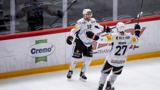 Hockey – Coupe de Suisse: Fribourg qualifié pour les quarts après sa victoire contre Viège