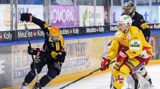 Hockey sur glace – National league: Fribourg aplatit Bienne, Genève perd aux tirs au but