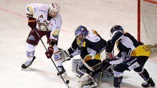 Hockey sur glace: deuxième défaite consécutive pour Genève-Servette, battu à Ambri