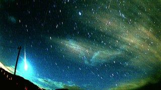 Etoiles filantes: les Léonides vont illuminer le ciel suisse en ce début de semaine