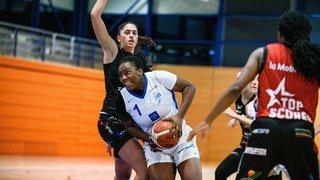 Face à Hélios, tout est allé trop vite pour le Nyon Basket Féminin