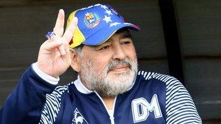 Maradona a été opéré d'un hématome à la tête