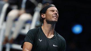 Tennis – Masters de Londres: nouvelle désillusion pour Rafael Nadal