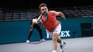 Tennis: Stan Wawrinka bat Tommy Paul à Paris et file en huitièmes