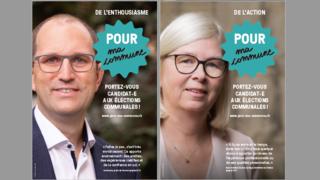 Elections: le canton veut aider les communes à recruter des candidats