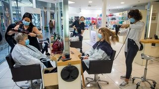 Les coiffeurs du district de Nyon face à une ruée de Genevois