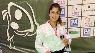 Priscilla Morand «argentée» déçue à Dakar