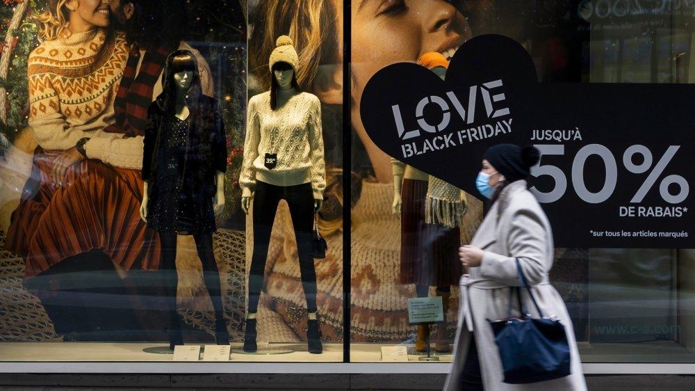 Largement répandue, la période de rabais absolu et de bonnes affaires que veut être le Black Friday n'enchante pas le petit commerce.