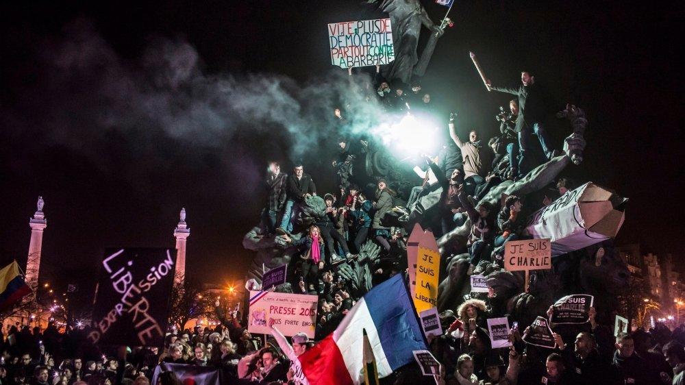 L'attaque terroriste contre «Charlie Hebdo» a suscité une vague d'émotion et de manifestations.