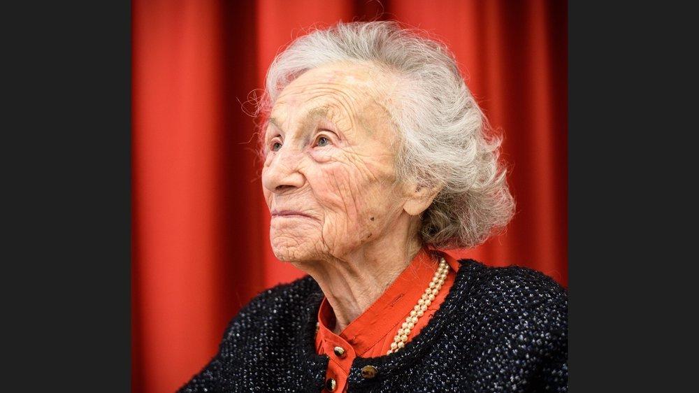 Odette Dorthe fourmille d'anecdotes plus savoureuses les unes que les autres.