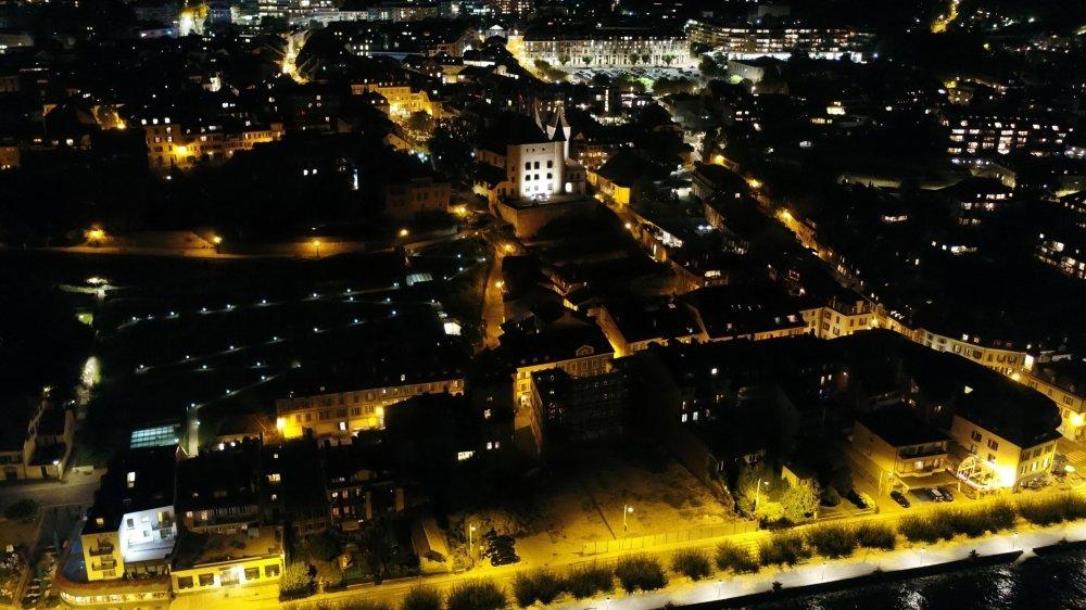 Le paysage urbain nocturne devrait offrir une ambiance bien différente dans quelques années.