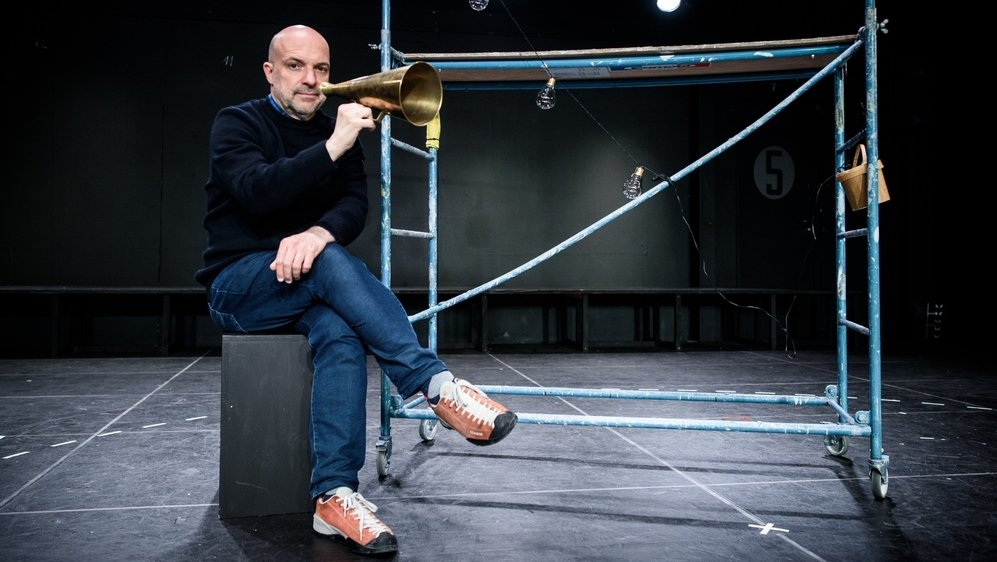 Yvan Schwab, le directeur du musée, tenait à proposer une aide aux acteurs culturels.