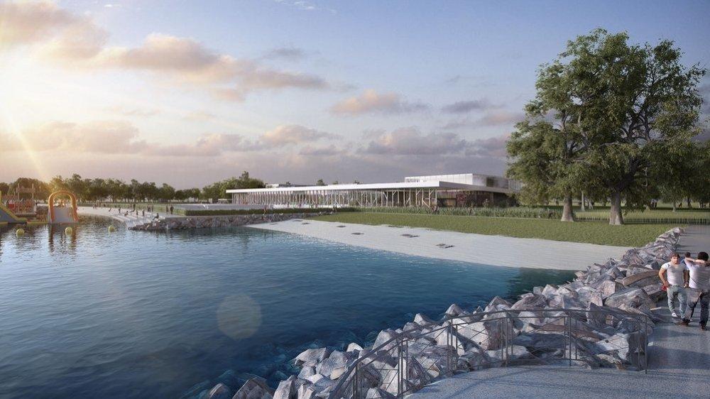 Le centre aquatique projeté au bord du lac, à Morges, est définitivement relégué au rang d'image d'Epinal.