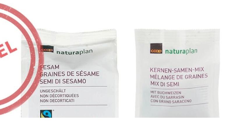 Coop: des graines de sésame toxiques retirées des étals
