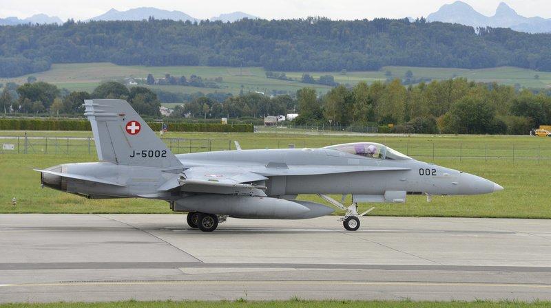 France voisine: le pilote suisse acquitté après le crash d'un F/A-18