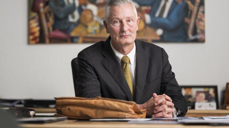Relations Suisse – USA: interview avec Jacques Pitteloud, ambassadeur à Washington