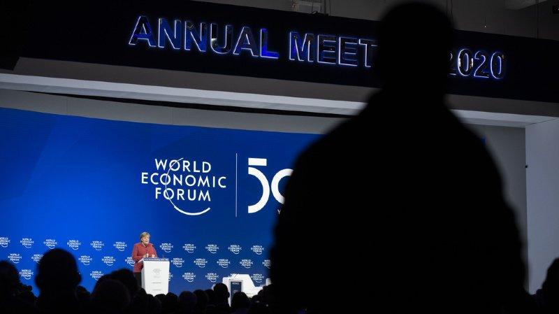 Le Forum économique mondial aura lieu à Singapour en 2021.