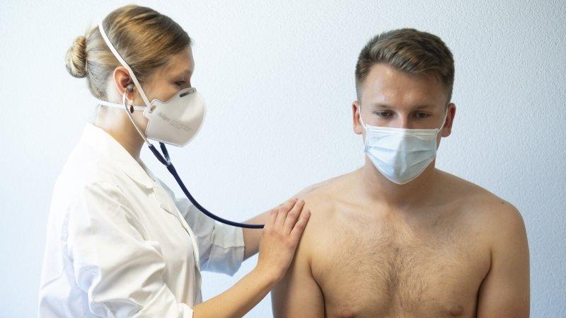 Coronavirus: la deuxième vague use médecins et patients nyonnais
