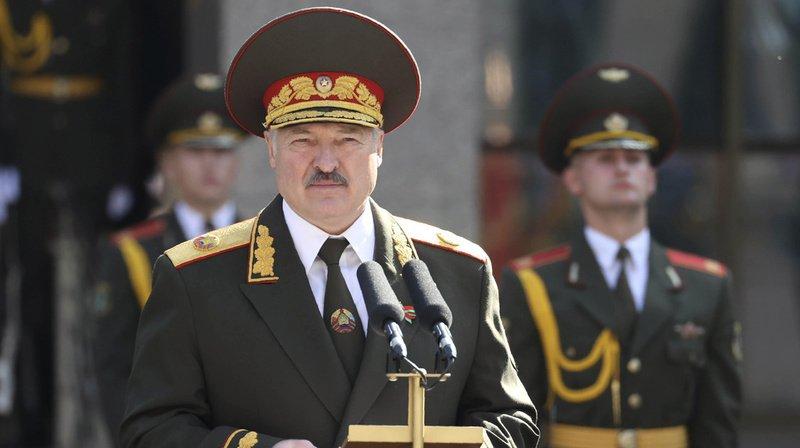 Bélarus: la Suisse impose des sanctions contre le président Alexandre Loukachenko