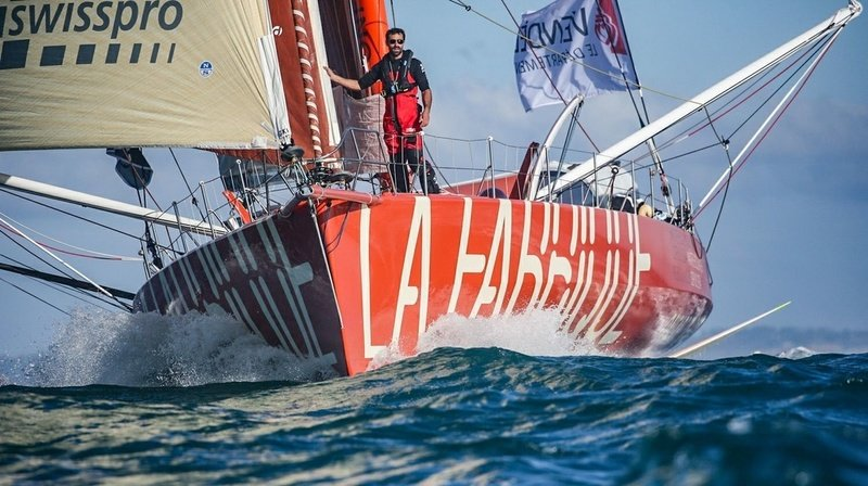 Voile – Vendée Globe: Alan Roura est arrivé tardivement dans l'Océan Indien, mais reste en course