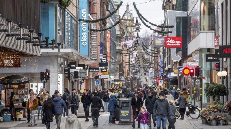 Coronavirus: après l'épisode de la grippe porcine, de nombreux Suédois se méfient du vaccin