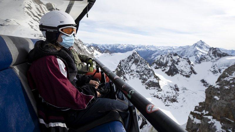 Ouverture des stations de ski: la Suisse fait figure d'exception dans les Alpes
