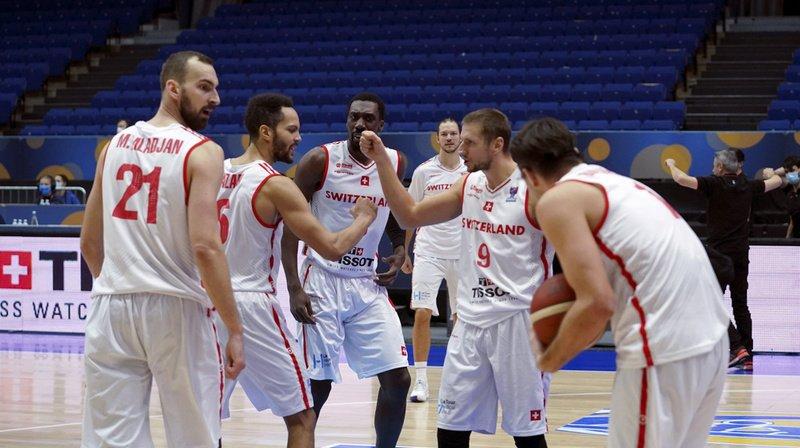 Basketball – tour préliminaire Euro 2022: authentique exploit de la Suisse