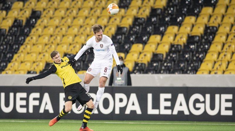 Football – Europa League: Young Boys se qualifie pour les 16es en battant le CFR Cluj