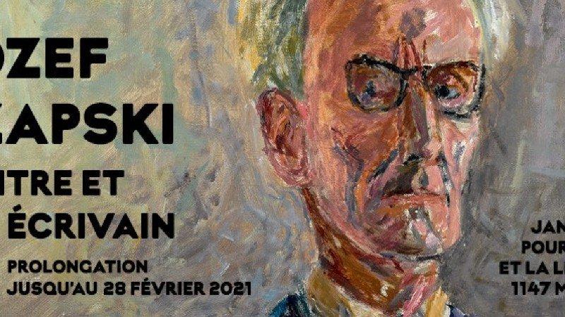 Exposition « Józef Czapski   Peintre et écrivain »