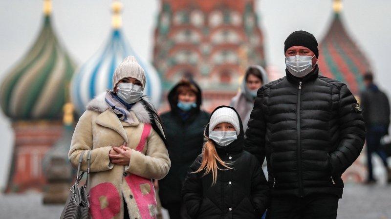 Coronavirus: Moscou tente de cacher la situation catastrophique de son pays