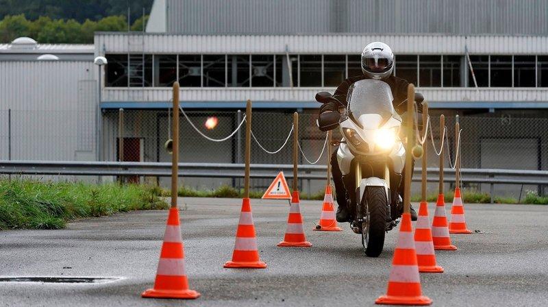 Mobilité: fort engouement pour la moto en Suisse