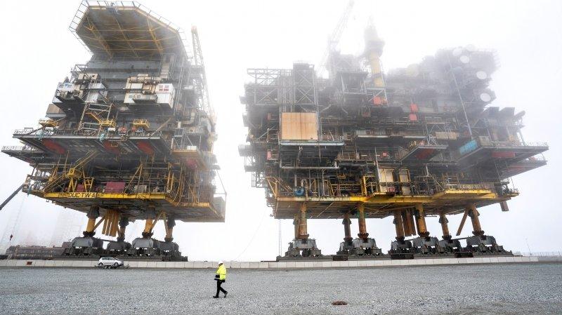 Danemark: le gouvernement annonce l'arrêt de l'extraction du pétrole et du gaz en 2050