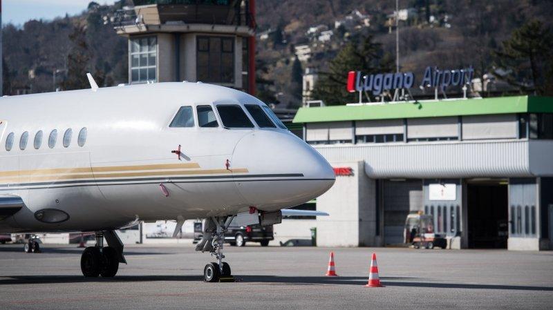 Tessin: un groupe indien prêt à racheter l'aéroport de Lugano