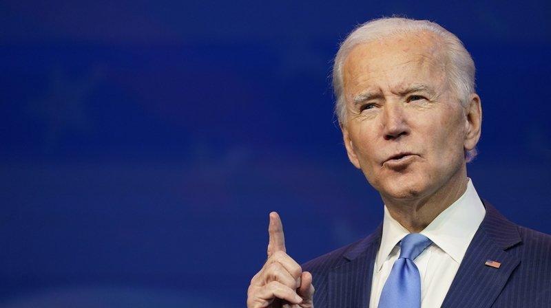 Etats-Unis: Joe Biden élu par le collège électoral