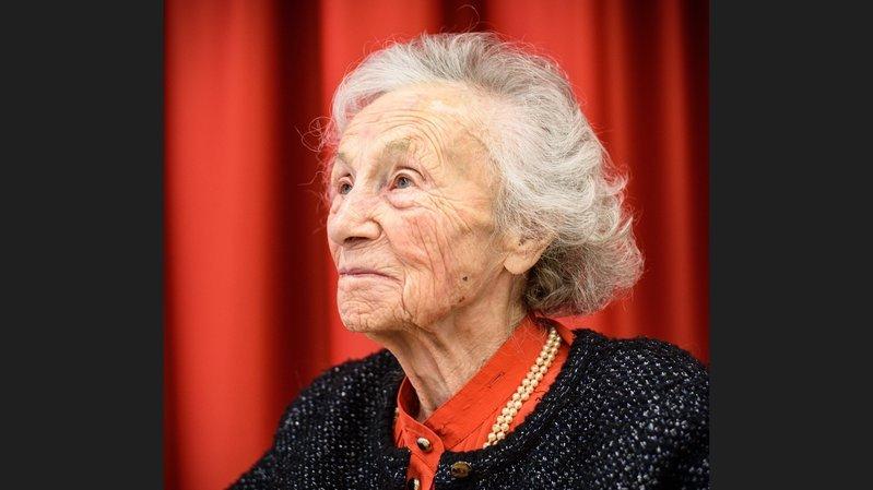 2020 dans mon rétro: la leçon d'Odette, centenaire morgienne