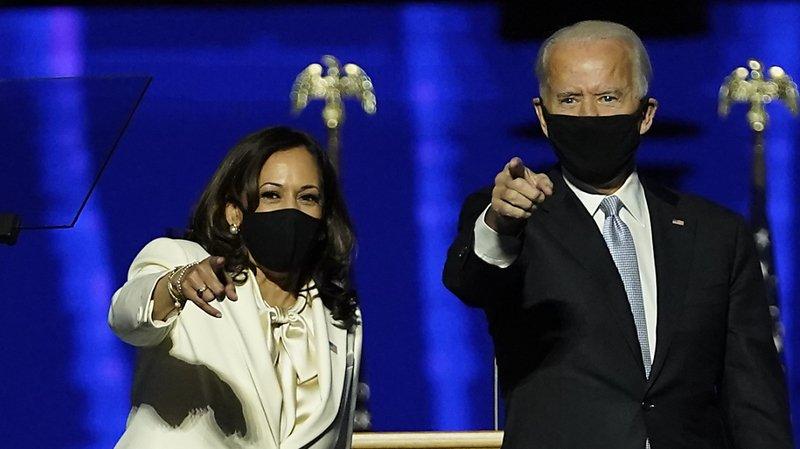 Médias: Joe Biden et Kamala Harris sacrés «Personnalités de l'année» par le Time Magazine