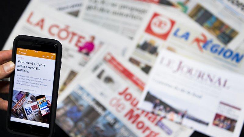 Médias: la région Riviera-Chablais aura un nouveau journal