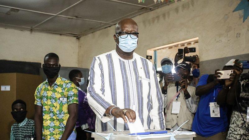 Burkina Faso: Kaboré réélu au premier tour