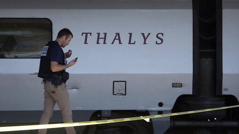 Le tireur du Thalys Ayoub El Khazzani a été condamné jeudi à la réclusion criminelle à perpétuité par la cour d'assises spéciale de Paris pour l'attentat raté dans le train Amsterdam-Paris en août 2015 (archives).