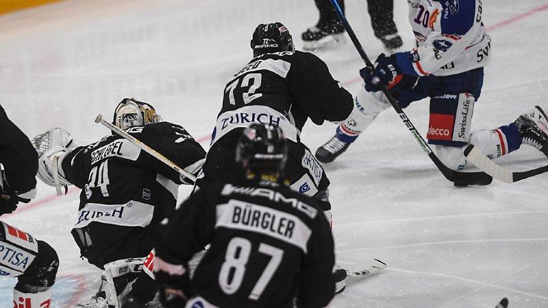 Hockey sur glace – National League: Bienne et Lugano à nouveau en quarantaine