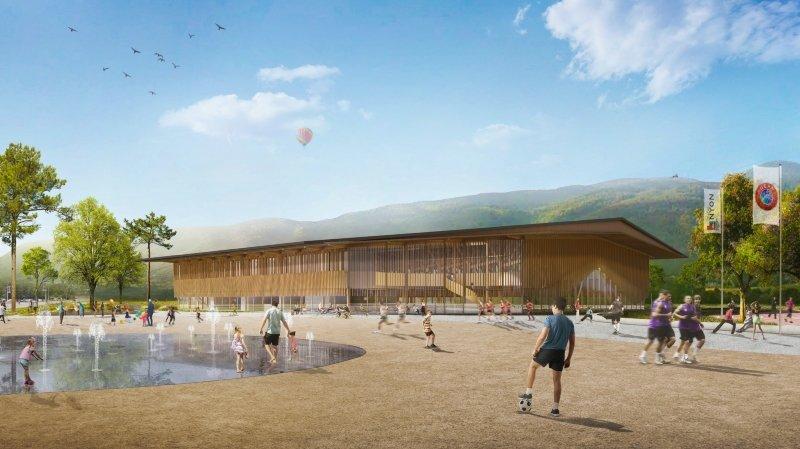Nyon: la Ville a les mains libres pour étudier son futur centre sportif
