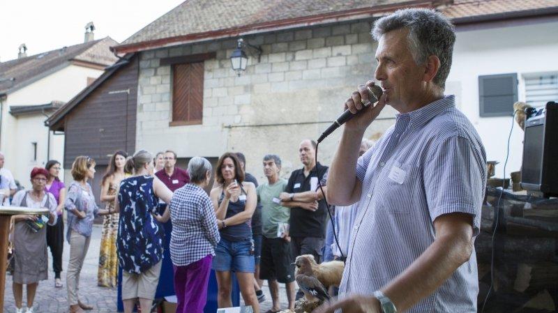Syndic depuis 2016, élu à la Municipalité en 2011, François Calame ne rempilera pas l'an prochain.