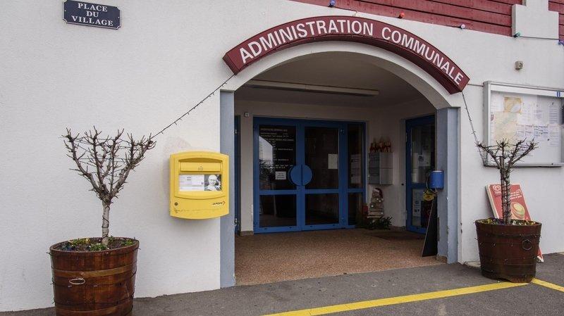 La commune de Luins, ici l'administration, compte déjà une liste d'entente pour les élections communales de l'an prochain.