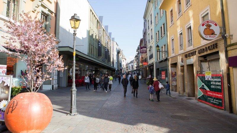 Nyon: de nouvelles mesures pour aider les commerces durant les fêtes