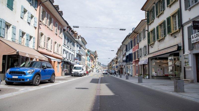 La Municipalité engage les Rollois à faire leur shopping, ce dimanche à Rolle.