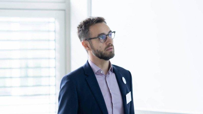 Roberto Castello, collaborateur scientifique et chef de groupe au Laboratoire d'énergie solaire et de physique du bâtiment de l'EPFL.