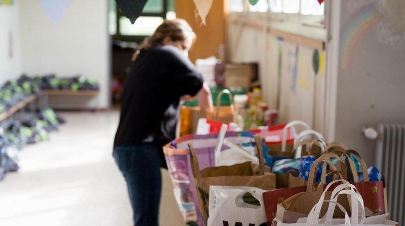 Nyon se dote d'une épicerie solidaire destinée aux plus démunis