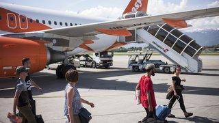 Transport aérien: EasyJet va imposer un surcoût pour les grands bagages en cabine