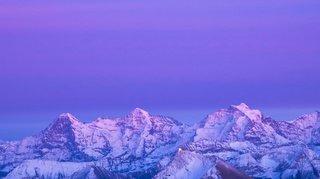 Géologie: une partie des Alpes grandit de 80 centimètres par millénaire